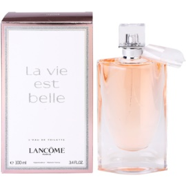 Lancôme La Vie Est Belle L'Eau de Toilette eau de toilette para mujer 100 ml