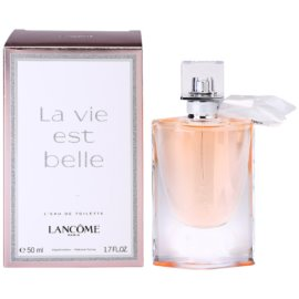 Lancôme La Vie Est Belle L'Eau de Toilette eau de toilette para mujer 50 ml