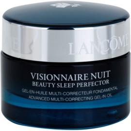 Lancôme Visionnaire noční gelový krém pro hydrataci a vyhlazení pleti  50 ml