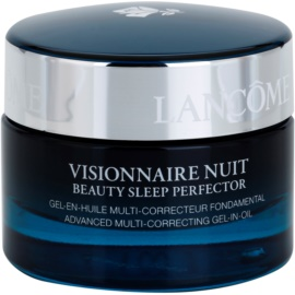Lancôme Visionnaire Moisturising and Smoothing Night Gel Cream  50 ml