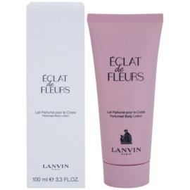 Lanvin Eclat De Fleurs losjon za telo za ženske 100 ml