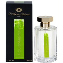 L'Artisan Parfumeur Fou d'Absinthe parfumska voda za moške 100 ml