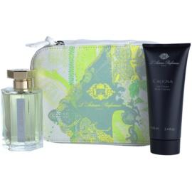 L'Artisan Parfumeur Caligna Geschenkset I. Eau de Parfum 100 ml + Körperlotion 100 ml