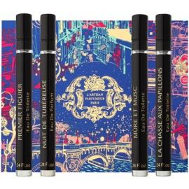 L'Artisan Parfumeur Mini ajándékszett II. Eau de Parfum 7 ml + Eau de Toilette 7 ml + Eau de Toilette 7 ml + Eau de Toilette 7 ml