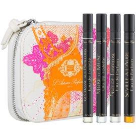 L'Artisan Parfumeur Mini coffret IV. Eau de Toilette 7 ml + Eau de Toilette 7 ml + Eau de Parfum 7 ml + Eau de Parfum 7 ml