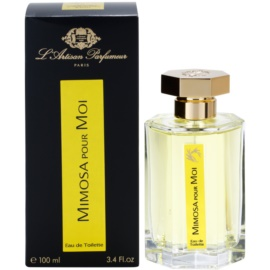 L'Artisan Parfumeur Mimosa Pour Moi toaletná voda pre ženy 100 ml