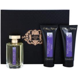 L'Artisan Parfumeur Mure et Musc Extreme coffret I. Eau de Parfum 100 ml + leite corporal 100 ml + gel de duche 100 ml