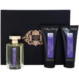 L'Artisan Parfumeur Mure et Musc Extreme ajándékszett I. Eau de Parfum 100 ml + testápoló tej 100 ml + tusfürdő gél 100 ml