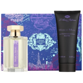 L'Artisan Parfumeur Mure et Musc Extreme Gift Set III. Eau De Parfum 100 ml + Body Milk 100 ml