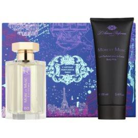 L'Artisan Parfumeur Mure et Musc Extreme coffret III. Eau de Parfum 100 ml + leite corporal 100 ml