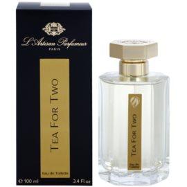 L'Artisan Parfumeur Tea for Two eau de toilette unisex 100 ml