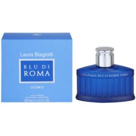 Laura Biagiotti Blu Di Roma UOMO woda toaletowa dla mężczyzn 125 ml
