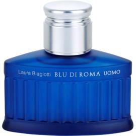 Laura Biagiotti Blu Di Roma UOMO Eau de Toilette voor Mannen 75 ml