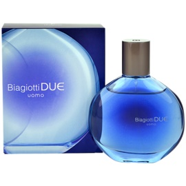 Laura Biagiotti Due Uomo loción after shave para hombre 90 ml con pulverizador