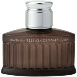 Laura Biagiotti Essenza di Roma Uomo Eau de Toilette für Herren 75 ml