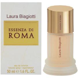 Laura Biagiotti Essenza di Roma toaletní voda pro ženy 50 ml