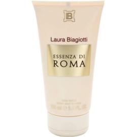 Laura Biagiotti Essenza di Roma tělové mléko pro ženy 150 ml