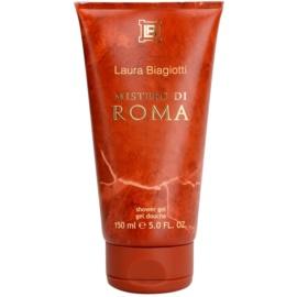 Laura Biagiotti Mistero di Roma Donna sprchový gél pre ženy 150 ml