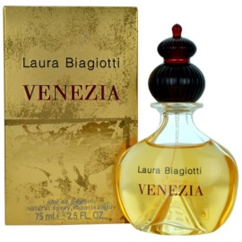 Laura Biagiotti Venezia Eau de Parfum para mulheres 75 ml
