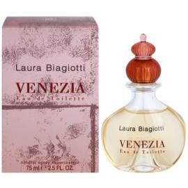 Laura Biagiotti Venezia Eau de Toilette für Damen 75 ml