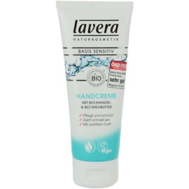 Lavera Basis Sensitiv creme de mãos  75 ml