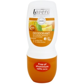 Lavera Body Spa Orange Feeling Roll-On Deodorant   50 ml