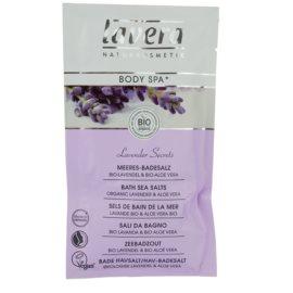 Lavera Body Spa Lavender Secrets сіль для ванни  80 гр