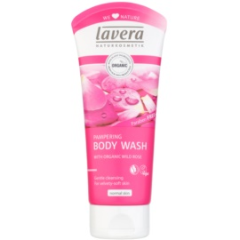 Lavera Body Spa Rose Garden gel de ducha  200 ml