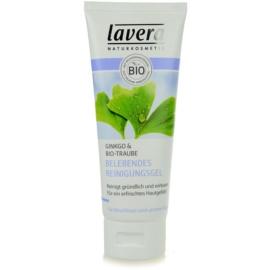 Lavera Faces Cleansing Reinigungsgel  für fettige und Mischhaut  100 ml