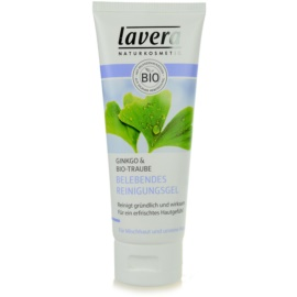 Lavera Faces Cleansing Cleansing Gel for Combiantion and Oily Skin  100 ml
