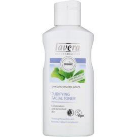 Lavera Faces Cleansing tónico limpiador para pieles mixtas y grasas  125 ml
