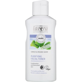Lavera Faces Cleansing tónico limpiador para pieles mixtas y grasas  125 ml