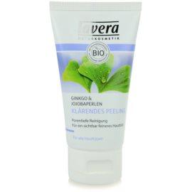 Lavera Faces Cleansing exfoliant purifiant pour tous types de peau  50 ml