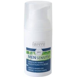 Lavera Men Sensitiv crema de día hidratante nutritiva  30 ml