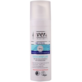 Lavera Neutral fluid hidratant pentru piele sensibila   30 ml
