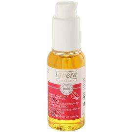 Lavera Organic Cranberry & Organic Argan Oil regenerační olej proti stárnutí pleti  30 ml