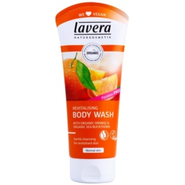 Lavera Body Wash Revitalising gel de duche  200 ml