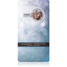 L'biotica Masks Silver Glow Verhelderende Gezichtsmasker   10 gr