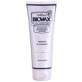 L'biotica Biovax Glamour Diamond erősítő sampon a haj tökéletes kinézetéért  200 ml