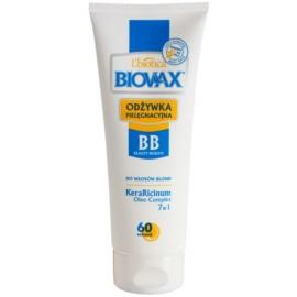 L'biotica Biovax Blond Hair élénkítő kondicionáló szőke hajra  200 ml