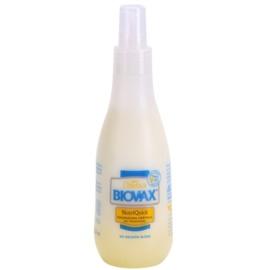 L'biotica Biovax Blond Hair dvoufázový hydratační sprej pro blond vlasy  200 ml