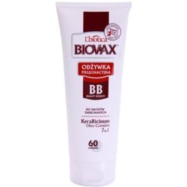 L'biotica Biovax Colored Hair ochranný kondicionér pro barvené vlasy  200 ml