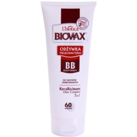 L'biotica Biovax Colored Hair zaščitni balzam za barvane lase  200 ml