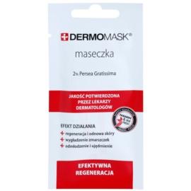 L'biotica DermoMask pleťová maska s regeneračním účinkem  10 ml