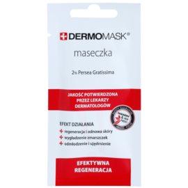 L'biotica DermoMask Gesichtsmaske mit regenerierender Wirkung  10 ml