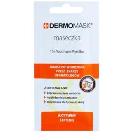 L'biotica DermoMask liftingová maska pro vypnutí pleti  10 ml