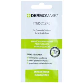 L'biotica DermoMask mascarilla hidratante intensiva   10 ml