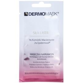 L'biotica DermoMask Night Active intensive verjüngende Maske mit Stammzellen  12 ml