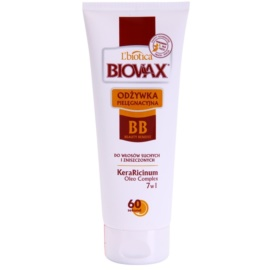 L'biotica Biovax Dry Hair regenerační a vyživující kondicionér pro suché a poškozené vlasy  200 ml