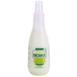 L'biotica Biovax Dull Hair kétfázisú hidratáló spray zsíros hajra  200 ml